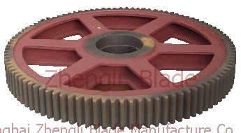 cutting plate machine gear,Company big gear,Utica Gear,Cutter